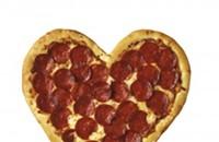 Valentine's Day menu at Revolution Pizza
