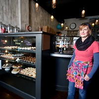 Heather McDonnell, owner of Cupcrazed