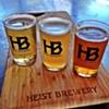 Heist Brewery's ribbon-cutting/grand opening