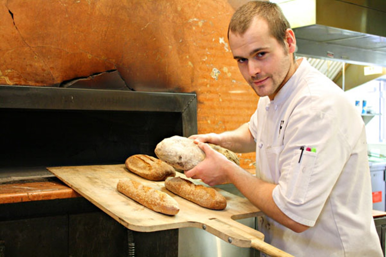 Heist Brewery The King 39 S Kitchen Make The Dough Features Creative Loafing Charlotte