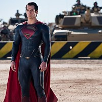 Henry Cavill as Superman in Man of Steel (Photo: Warner Bros.)