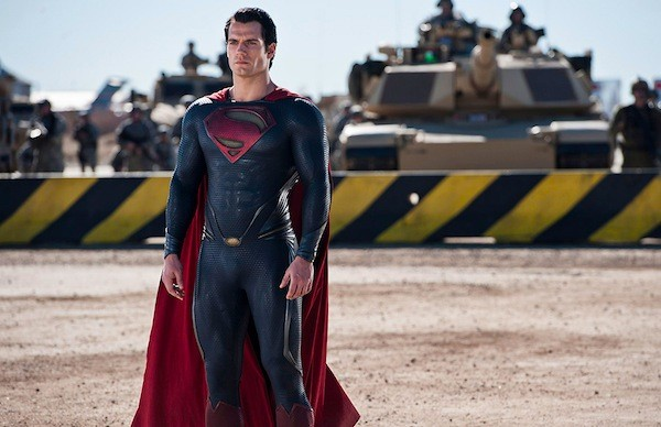 Henry Cavill as Superman in Man of Steel (Photo: Warner Bros.)