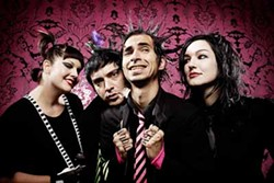 PAUL HARRIES - HERE WE ARE NOW ENTERTAIN US: Mindless Self Indulgence