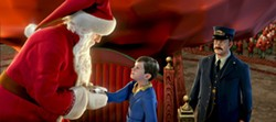 "WARNER BROS. PICTURES - HE'S REAL?!: ""Hero Boy"" gets a chance of a lifetime to meet Santa Claus in The Polar Express"
