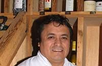 Hilario Almazo, chef