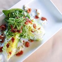 HILLS OF GREEN: Wedge Salad