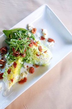 ASHLEY GOODWIN - HILLS OF GREEN: Wedge Salad