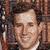 Rick Santorum's gay porn portrait