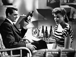 MGM - HITCHCOCK CLASSIC: Cary Grant and Ingrid Bergman in Notorious