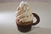 <p>Hot Chocolate Cupcake from Blushing Bakeshop</p>