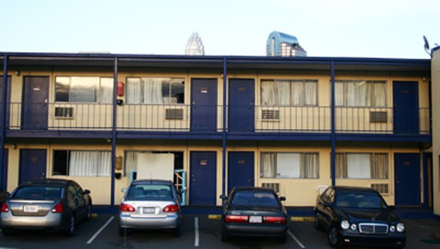 Long Beach Inn Motel On Pch