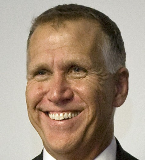 Howdy, Im Thom Tillis, and Im so proud of myself, I just cant tell ya. . .