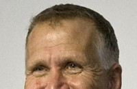 Thom Tillis: How <em>dare</em> the press report what I'm up to!