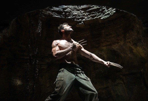 Hugh Jackman in The Wolverine (Photo: Fox)
