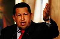 Hugo Chávez: A fictional character in real life