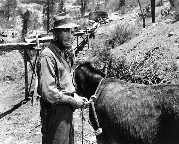 Humphrey Bogart in The Treasure of the Sierra Madre (Photo: Warner Bros.)