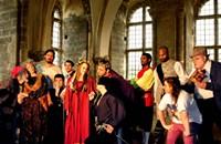 A grungy royal wedding: <b><i>The Princess Bride</i></b>