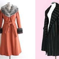 Coats on sale at Hong Kong Vintage