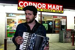 GREG MARTINEZ - I, TUNES: Jesse Clasen