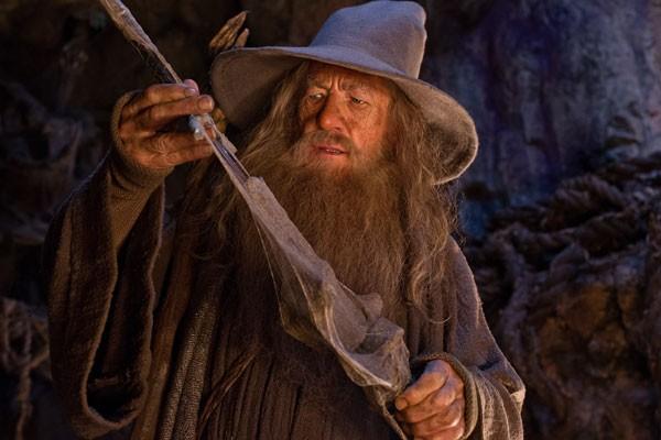 Ian McKellen as Gandalf (Photo: Warner Bros. & MGM)