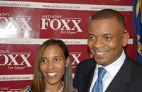 Anthony Foxx's emergence, plus, Catholic UFOs and bossy generals