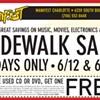 Upcoming sidewalk sale: Manifest Disc