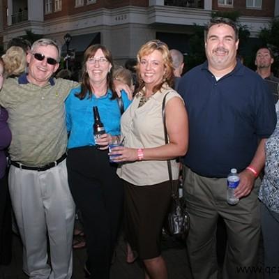 Piedmont Town Center at Five, 6/24/09