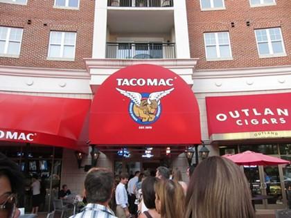 Taco Mac, 8/30/10