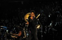 Live review: Prince