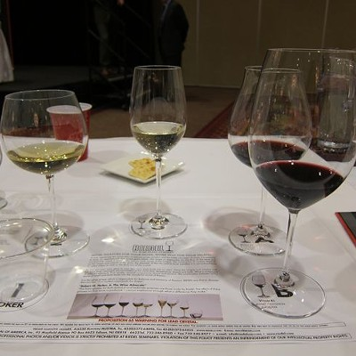 Riedel wine, 2/18/11
