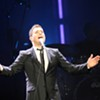 Live review: Michael Bublé