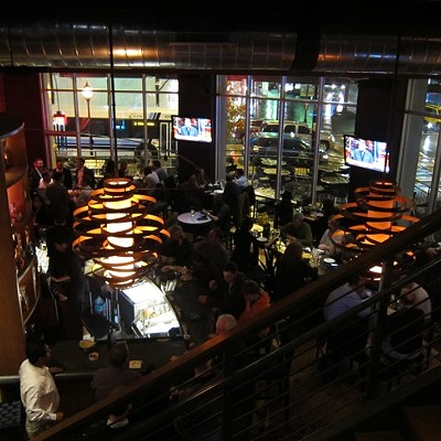 Vida Beer Dinner, 3/9/11