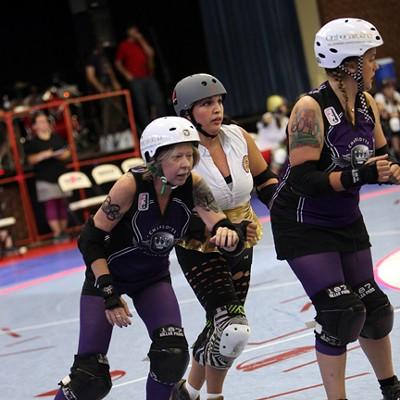 Roller Girls 7/23/11