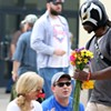 Flowers for the NRA