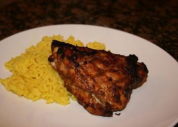 Winner, winner, Tandoori Chicken dinner