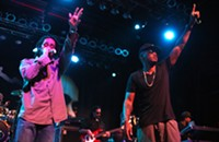 Live review: Nas and Damian Marley