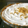 Not your average banana cream pie