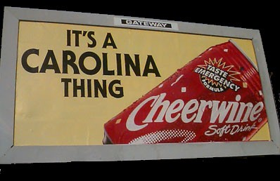 In N.C. illegally? Don't try to buy our Cheerwine.
