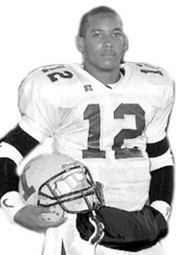 Independence High School quarterback Chris Leak