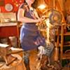 Interview: Day Hixson, silversmith