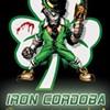 Iron Cordoba headlines Brawling Irish benefit event