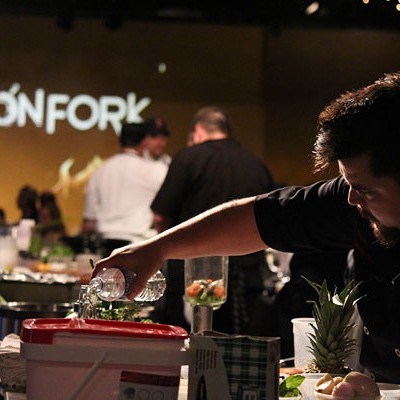 Iron Fork 2013