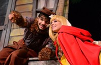 Theater reviews: <em>Some Enchanted Evening</em> and <em>Petite Rouge: A Cajun Red Riding Hood</em>