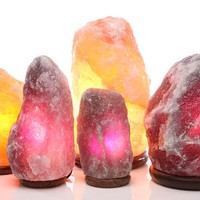 Item of the Week: Salt crystal lamps from Ionic Salts