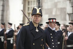 LAURIE SPARHAM / WEINSTEIN CO. - IT'S A GUY THING: Guy Pearce in The King's Speech