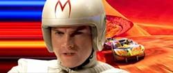 WARNER BROS. - IT'S ALL A BLUR: Emile Hirsch in Speed Racer