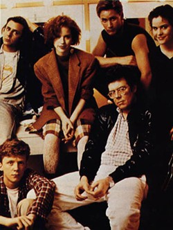 UNIVERSAL - It's high school reunion time with the cast and director of 1985's seminal The Breakfast Club