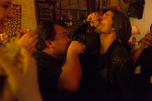 Jack Black and James Marsden in The D Train (Photo: IFC Films)