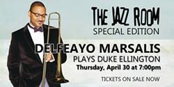 JAI presents: Marsalis plays Ellington for Jazz Appreciation Month