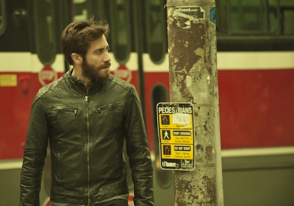 Jake Gyllenhaal in Enemy (Photo: A24 and Lionsgate)